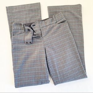 3 for $25 The Limited Cassidy Fit Plaid Pants